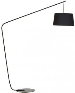 Лампа напольная Lobby 45X149X200 CM чёрная