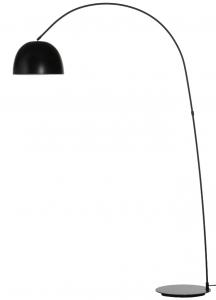 Торшер Lucca 90X23X197 CM чёрного цвета