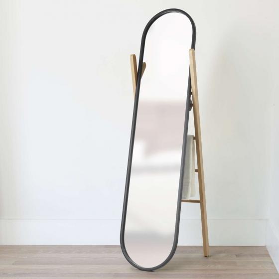 Зеркало напольное + вешалка hub 41X156 CM 3