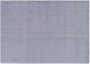 Шерстяной ковёр ручной работы Naga 200X300 CM синий
