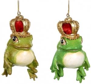 Декор Chubby Frog Prince Orn ASS/2