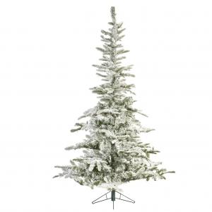 Ёлка полукруглая пристенная Pine Wall Tree 135X67X225 CM