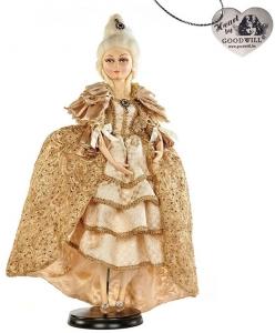 Новогоднее украшение Marie Antoinette Doll 76 CM