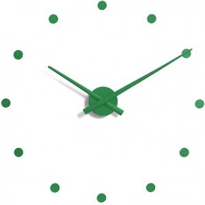 Настенные часы OJ Ø50 CM зелёные