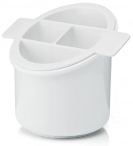 Сушилка для столовых приборов Forme Casa Classic белая