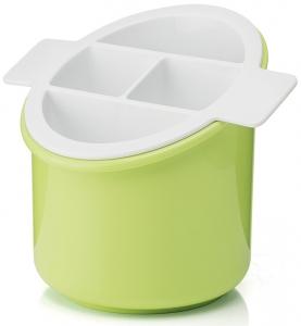 Сушилка для столовых приборов Forme Casa Classic зеленая