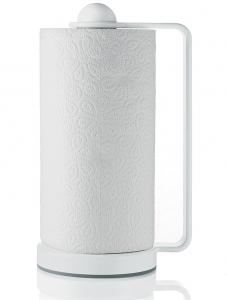 Держатель для бумажных полотенец forme casa белый