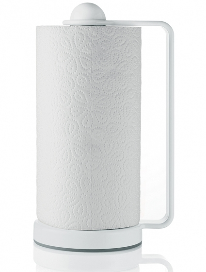 Держатель для бумажных полотенец forme casa белый 1