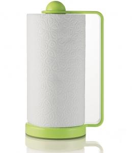 Держатель для бумажных полотенец forme casa зеленый