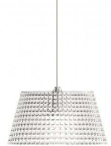 Подвесной светильник tiffany 42X42X22 CM прозрачный