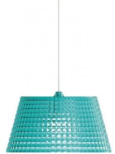 Подвесной светильник tiffany 42X42X22 CM голубой