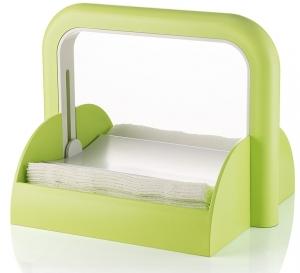 Держатель для бумажных салфеток forme casa зеленый