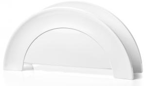 Салфетница forme casa белая