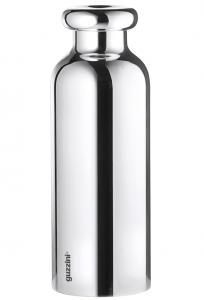 Термобутылка On the Go 500 ml хром