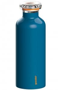 Термобутылка On the Go 500 ml голубая