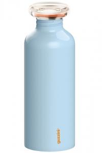 Бутылка On the Go 650 ml голубая