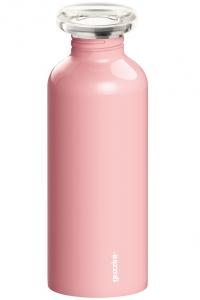 Бутылка On the Go 650 ml розовая
