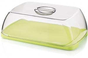 Блюдо с крышкой Forme Casa 30X10X18 CM зелёное