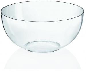 Миска для салата 2.5 L прозрачная