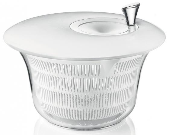 Сушилка для салата Forme Casa белая 1