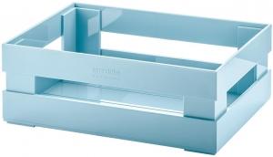 Ящик для хранения Tidy & Store 23X16X8 CM голубой
