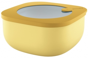 Контейнер для хранения Store&More 975 ml жёлтый