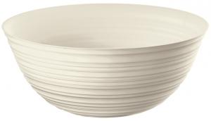 Миска Tierra Ø30 CM молочно-белая