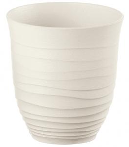 Стакан Tierra 350 ml молочно-белый