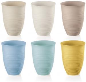 Набор из 6 стаканов Tierra 520 ml разноцветный