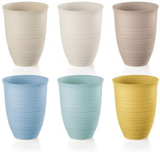Набор из 6 стаканов Tierra 520 ml разноцветный 1