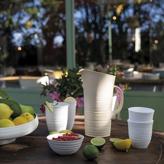 Набор из 6 стаканов Tierra 520 ml разноцветный 4