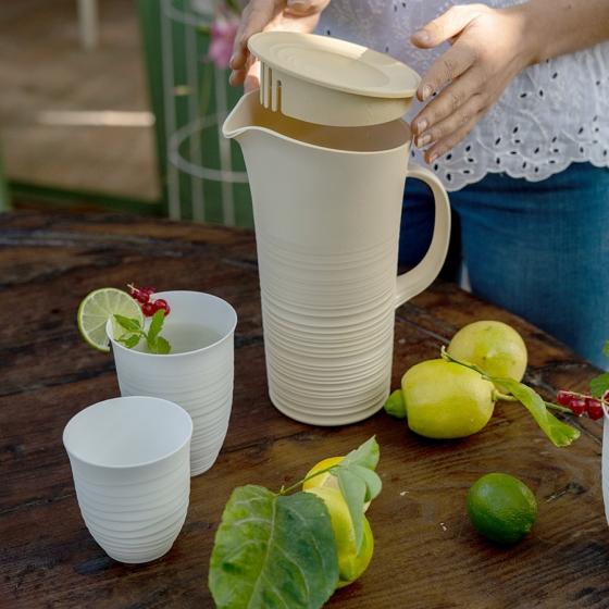 Набор из 6 стаканов Tierra 350 ml разноцветный 5