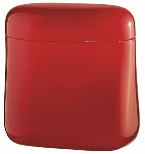 Банка для кофе Gocce 250 ml красная