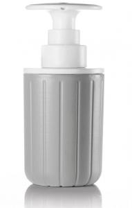 Диспенсер для мыла push&soap серый