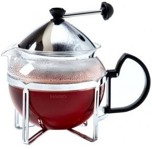 Элегантный заварочный чайник King 600 ml