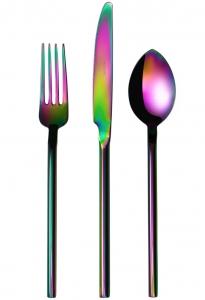 Набор столовых приборов Desire Rainbow 24 предмета
