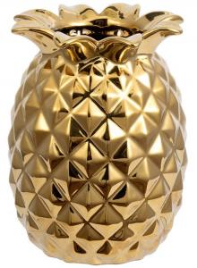 Ваза Golden Pineapple 12X12X15 CM