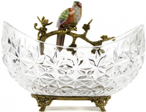 Декоративная чаша Paradise Garden 26X19X20 CM