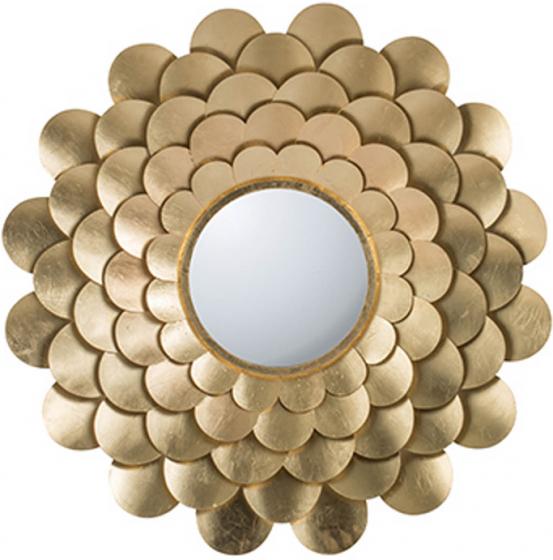 Зеркало декоративное Gorgeous Ø80 CM 2