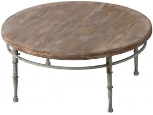 Кофейный столик Oldest 91X91X40 CM