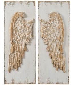 Барельеф Angel Wings 40X107 / 40X107 CM