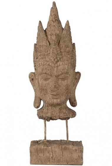 Фигурка Archaeological Buddha 13X9X39 CM 1