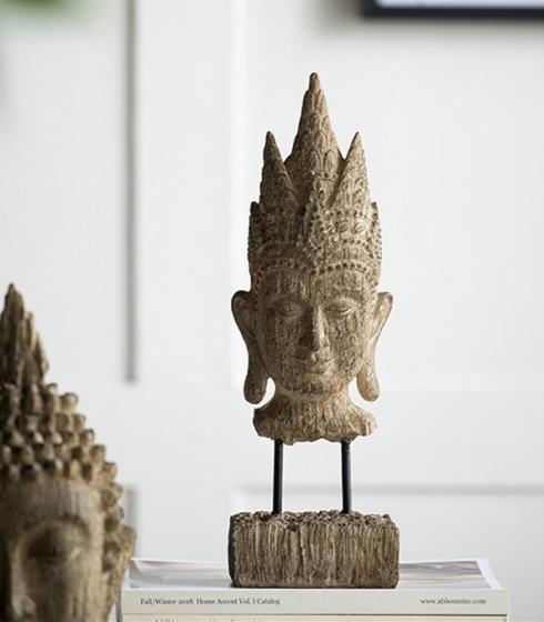 Фигурка Archaeological Buddha 13X9X39 CM 4