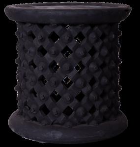 Табурет из керамики Cronos 44X44X51 CM