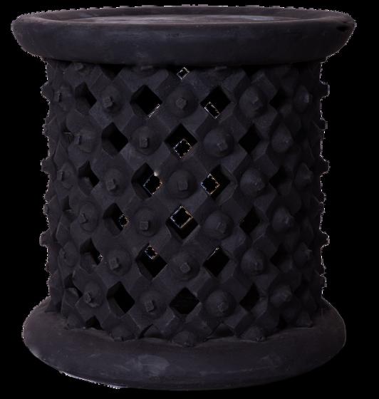Табурет из керамики Cronos 44X44X51 CM 1