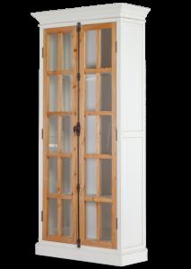 Шкаф витрина France 106X45X230 CM
