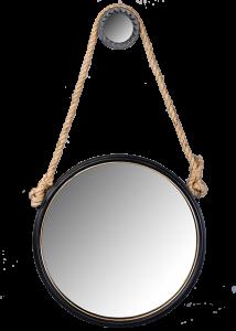 Зеркало на канате Itasca Ø50 CM