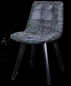 Мягкий стул Cheryl 41X52X85 CM