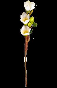 Искусственный цветок 104X16 CM
