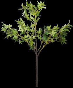 Искусственное растение Cannabis 65X65X130 CM
